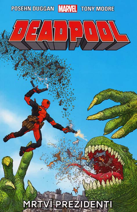 Deadpool komiks