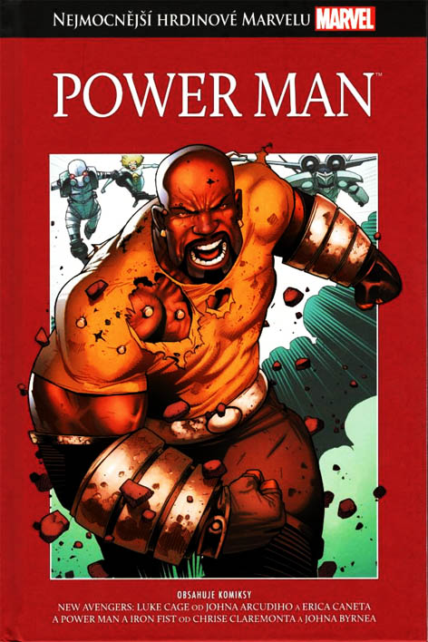 Power Man komiks