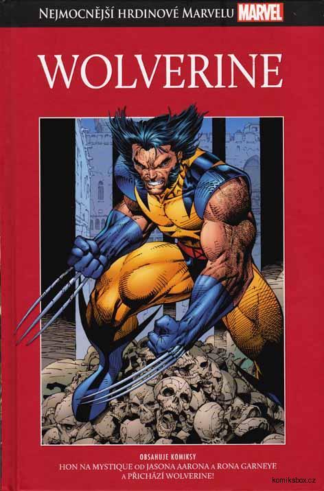 Nejmocnější hrdinové Marvelu - Wolverine