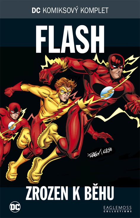 Flash - Zrozen k běhu