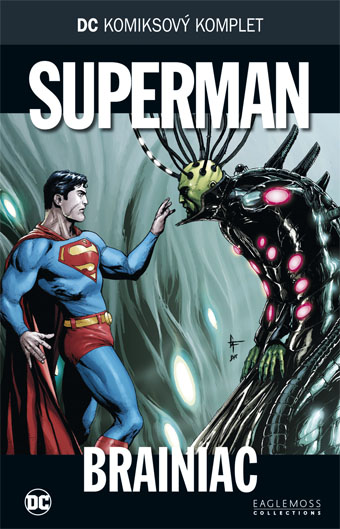 DC Superman - Brainiac