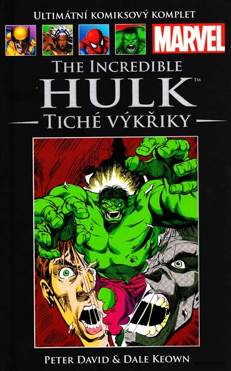 The Incredible Hulk Tiché výkřiky (08) - hřbet č. 11