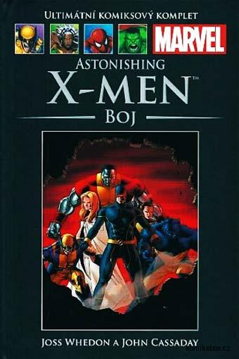 Astonishing X-men: Boj (28) - hřbet č. 40
