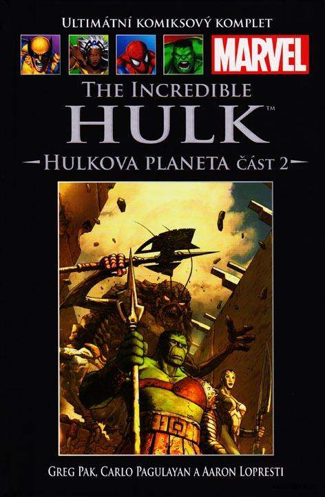 The Incredible Hulk: Hulkova planeta, část 2 (30) - hřbet č. 50