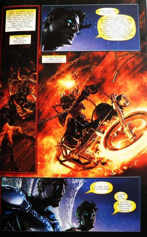 Ghost Rider: Cesta do zatracení (58) - hřbet č. 38