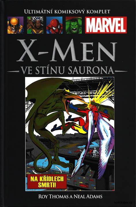 X-Men: Ve stínu Saurona (101) - hřbet č. 100