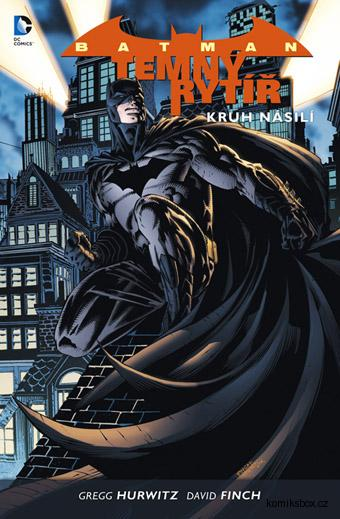 Batman temný rytíř 2 - kruh násilí