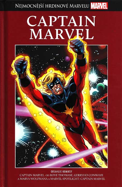 Captain Marvel (10)
