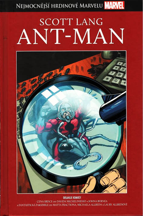 Scott Lang: Ant-Man (50)