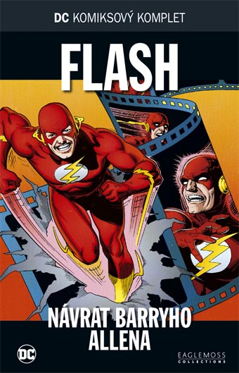 Flash - Návrat Barryho Allena