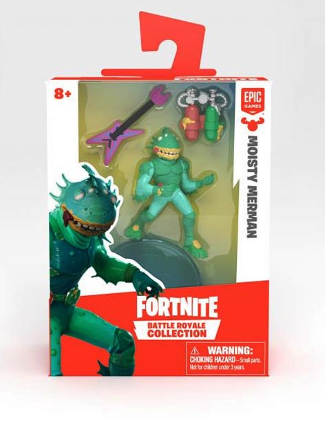 Fortnite Figurka - Moisty Merman
