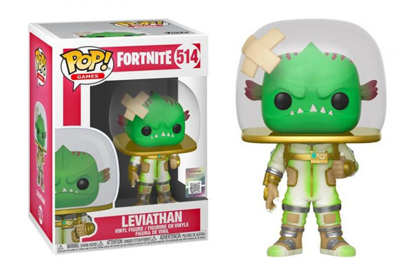 Funko POP Games: Fortnite  - Leviathan