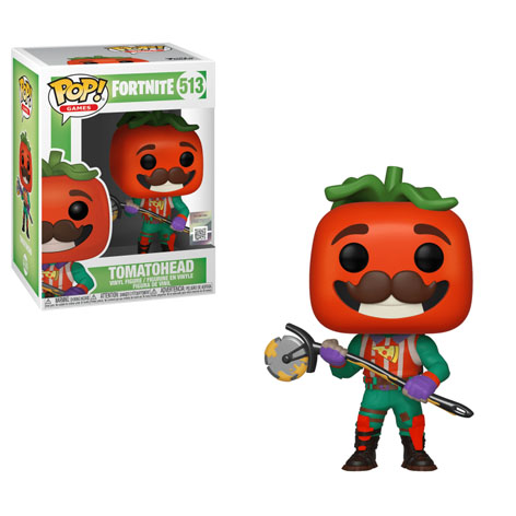 Funko POP Games: Fortnite  - TomatoHead