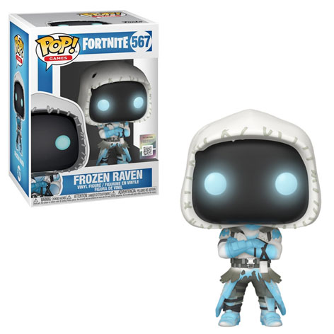 Funko POP Games: Fortnite  - Frozen Raven