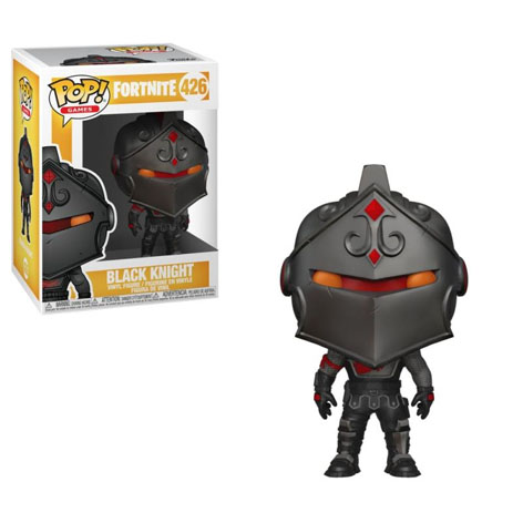 Funko POP Games: Fortnite  - Black Knight