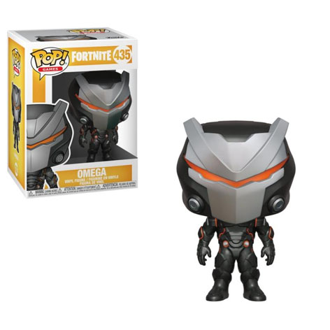 Funko POP Games: Fortnite  - Omega