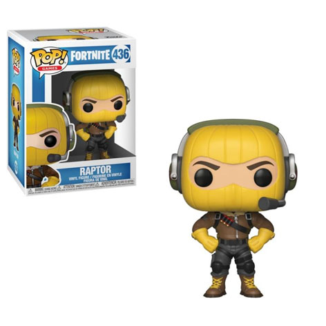 Funko POP Games: Fortnite  - Raptor