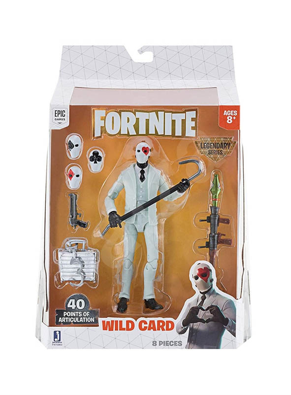 Fortnite Hero Wild Card S1