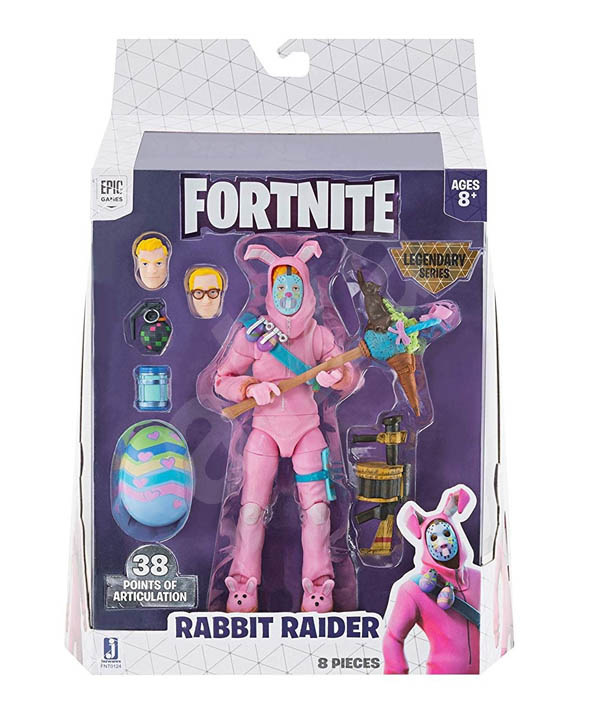Fortnite Hero Rabbit Raider
