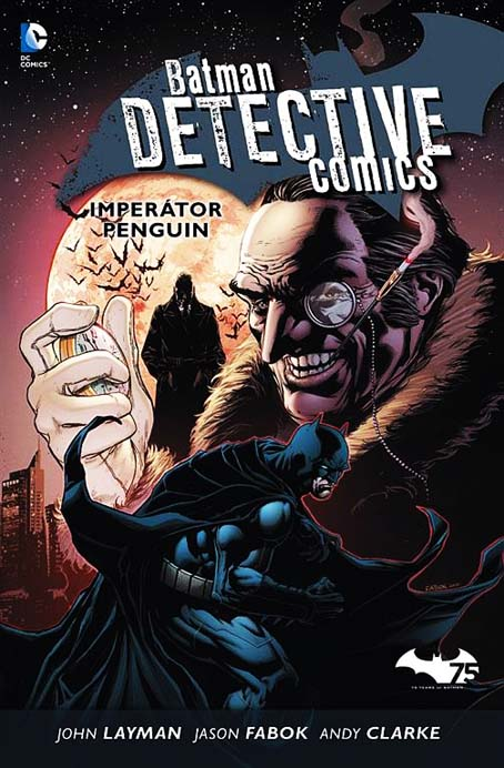 Batman Detective Comics 3: Imperátor Penguin