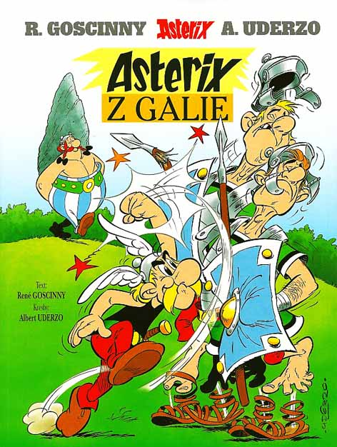 Asterix 01: z Galie