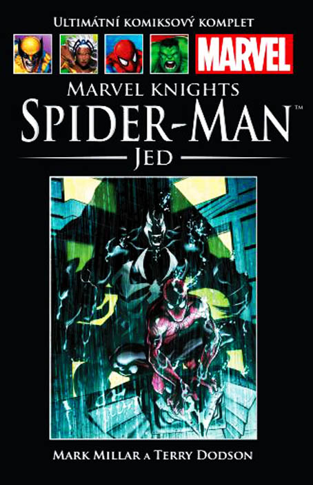 Marvel Knights: Spider-man - Jed (67) - hřbet č. 64