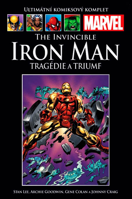 The Invincible Iron Man: Tragédie a triumf (75) - hřbet č. 91
