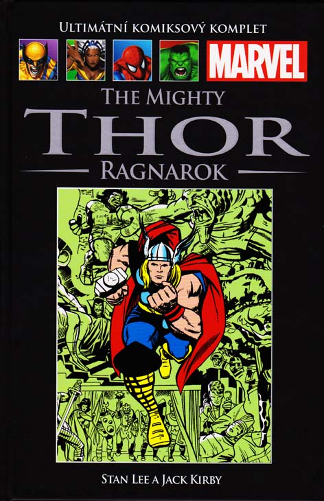 The Mighty Thor: Ragnarog (89) - hřbet č. 97