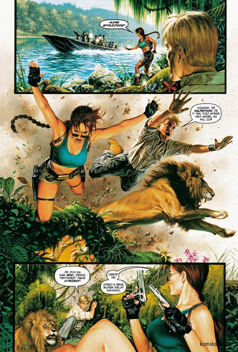 Tomb Raider - Archivy S.4