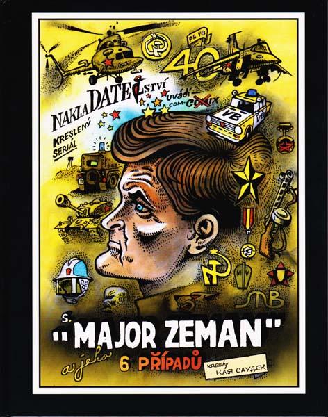 Major Zeman a jeho 6 případů (brož.)