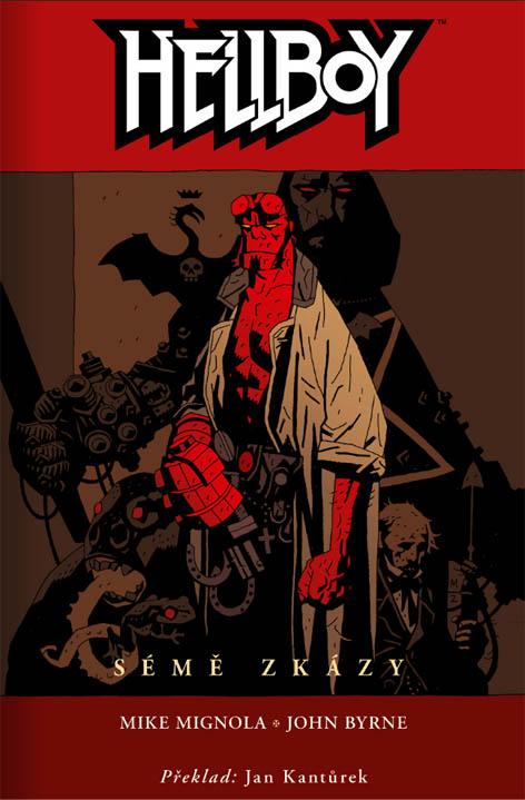 Hellboy 1 - Sémě zkázy