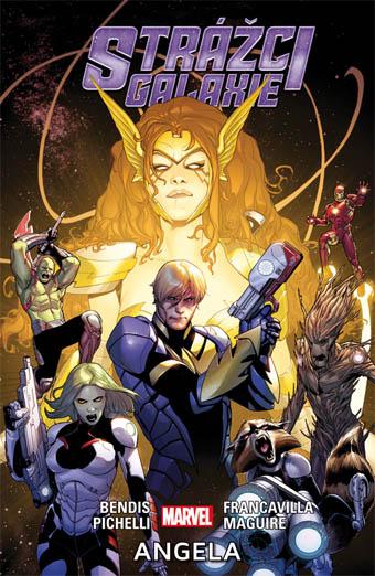 Strážci galaxie 1 - Kosmičtí Avengers - Bendis Brian Michael