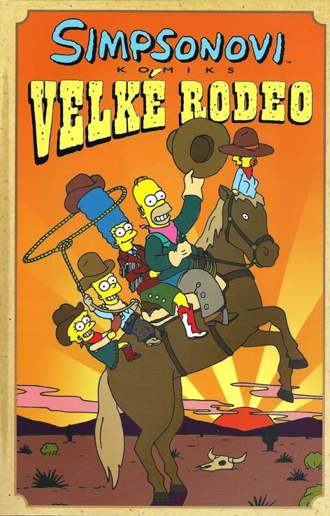 Simpsonovi - Velké rodeo
