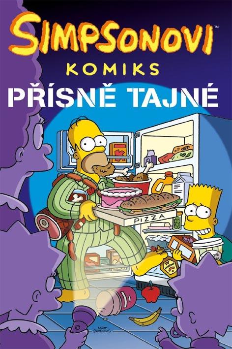 Simpsonovi - Přísně tajné