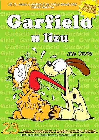 Garfield 23 - U lizu
