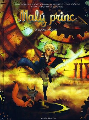 Malý princ a Planeta času