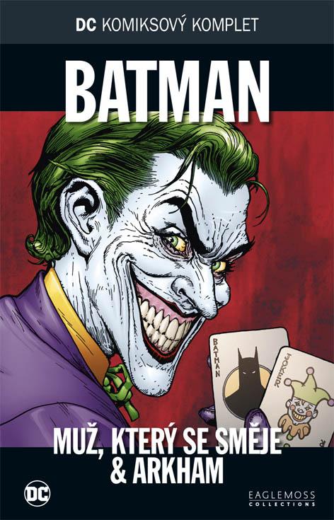 Batman - Muž, který se směje / Arkham
