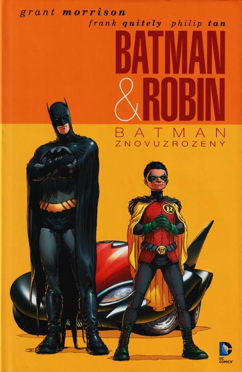 Batman & Robin: Batman znovuzrozený