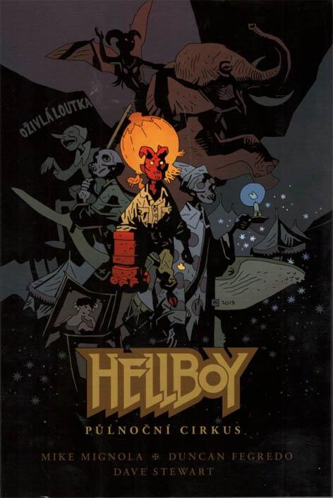 Hellboy - Půlnoční cirkus