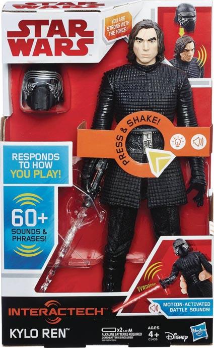 Hasbro Star Wars episoda 8 figurka 30cm Kylo Ren