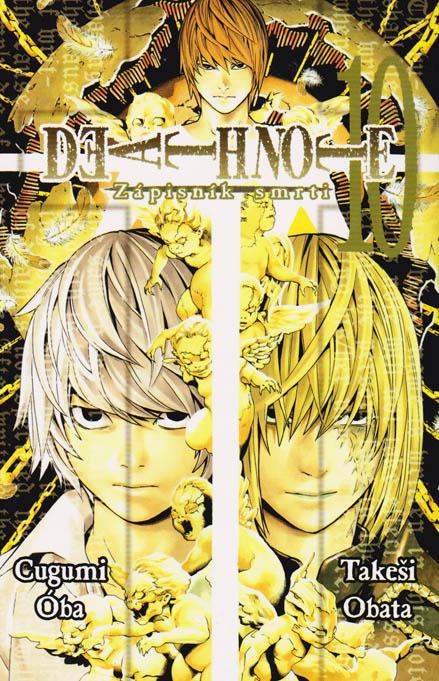 Death Note - Zápisník smrti 10