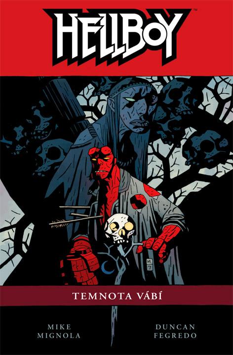 Hellboy 8: Temnota vábí - brožovaná