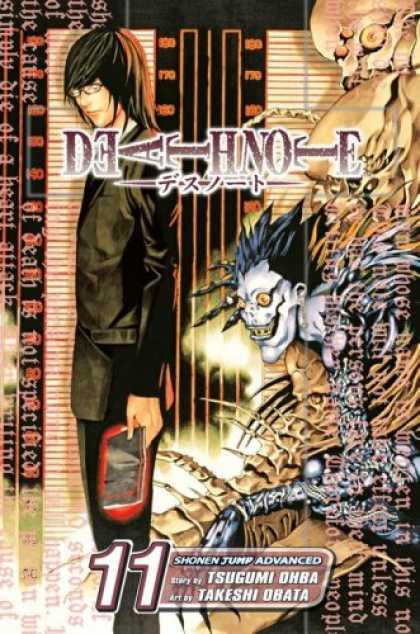 Death Note - Zápisník smrti 11