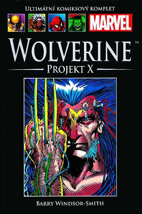 Wolverine: Projekt X (45) - hřbet č. 10