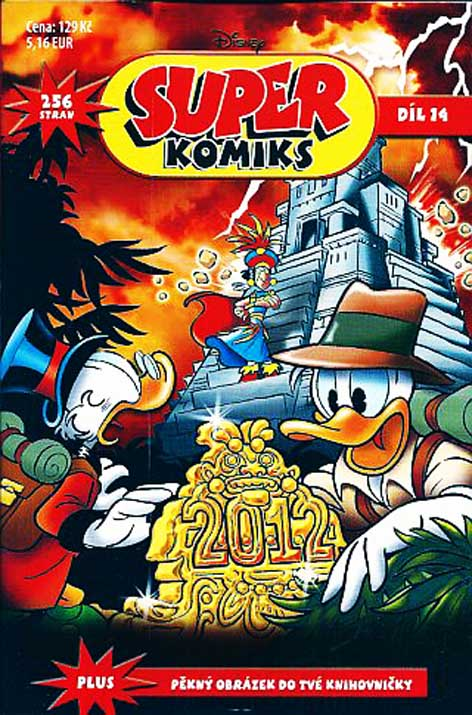 Super komiks 14