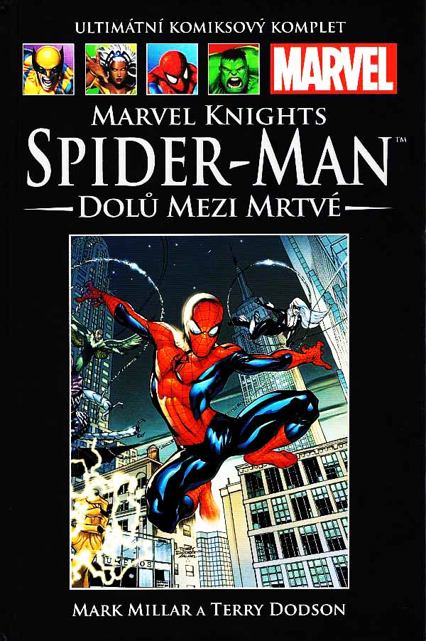 Marvel Knights Spider-Man: Dolů mezi mrtvé (62) - hřbet č. 63