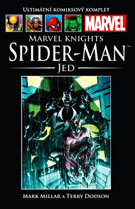 Marvel Knights: Spider-man - Jed (67) - hřbet č. 64