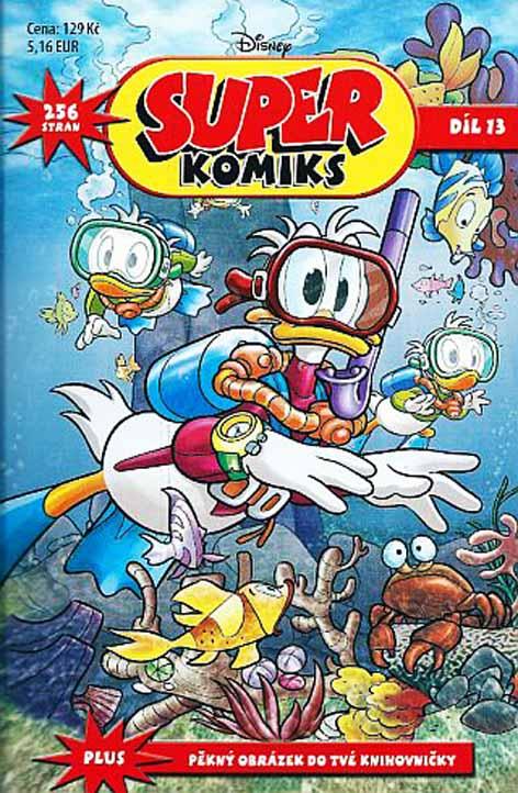 Super komiks 13