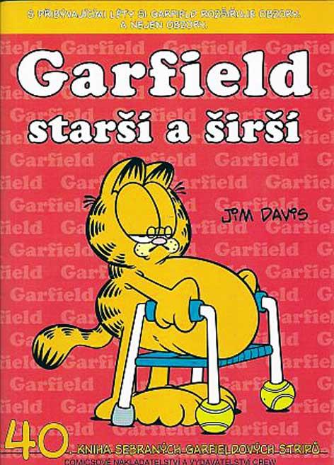 Garfield 40