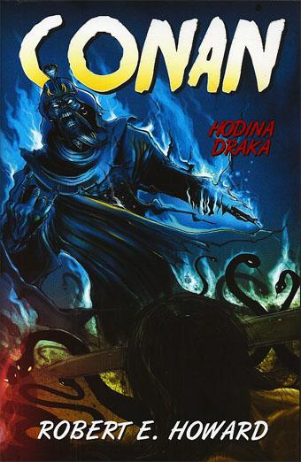 Conan: Hodina draka - román